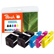 Peach Combi Pack Plus compatible with HP No. 903XL