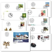 Issue set 1/2020 Issue set 1/2020 of first day covers