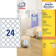 AVERY ZW. Labels 40mm L3415 - 100 white 2400 pcs.