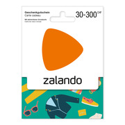 Carte cadeau Zalando variable