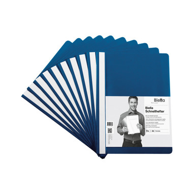 BIELLA Dossier - classeur Everyday A4 16941005 bleu 10 pcs.