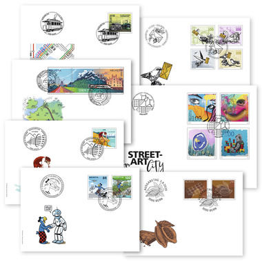 Issue set 3/2020 Issue set 3/2020 of first day covers