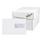 BÜROLINE Envelope w / window right C5 306707 100g, white 500 pcs.