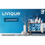 Giftcard Livique variable
