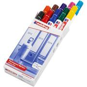 EDDING Permanent Marker 3000 1,5 - 3mm 3000 - 999 10 colours ass.
