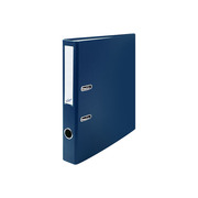 BÜROLINE File 4cm 670054 navy blue A4