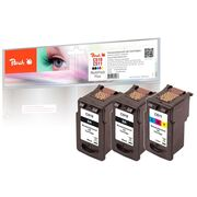 Peach Multi Pack Plus, compatible with Canon PG-510, CL-511