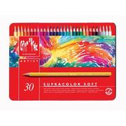CARAN D'A Coloured pencil Supracolor 3888.330 30 colours
