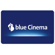 Carte cadeau blue Cinema variable