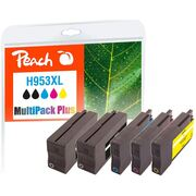 Peach Combi Pack Plus compatible with HP No. 953XL