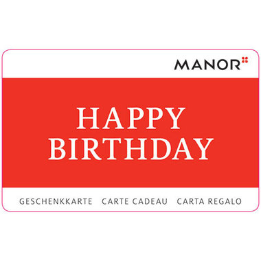 Giftcard Manor Happy Birthday variable