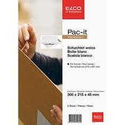 ELCO Paperbox Pac - it 300x220x45mm 74565.12 white 5 pcs.