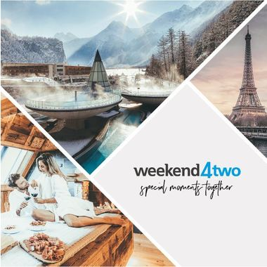 weekend4two CHF 400.- weekend4two CHF 400.-