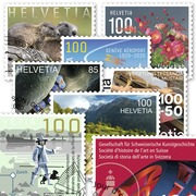 Set emissione 2/2020 <p>Issue set 2/2020 with single stamp, cancelled</p>