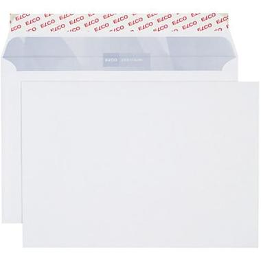 ELCO Envelope Premium w / o window B5 32986 100g,white, glue 500 pcs.