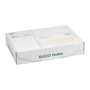 ELCO Postbox 245x172x47mm 28801.1 white 5 pcs.