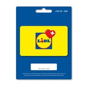 Carta regalo Lidl variable