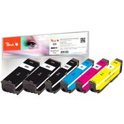 Peach Multi Pack Plus, compatible with Epson No. 33