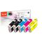 Peach Multi Pack Plus, compatible with Epson T1295
