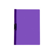 KOLMA Clip file PressQuick Eeasy A6 11.142.13 violet, up to 20 sheet