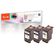 Peach Multi Pack Plus compatible with Canon PG-540XL, CL-541XL