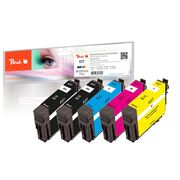 Peach Multi Pack Plus compatible with Epson No. 27