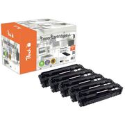 Peach Combi Pack Plus, compatible with Canon CRG-045H