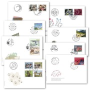 Set emissione 2/2020 <p>Issue set 2/2020 of first day covers</p>