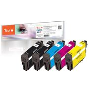 Peach Combi Pack Plus, compatible with Epson No. 502XL
