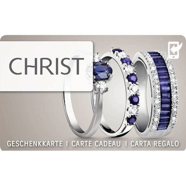Giftcard Christ variable