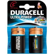 DURACELL Battery Ultra Power MX1400 C, LR14, 1.5V 2 pcs.