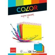 ELCO Envelope Color C5 74618.00 100g, 5 - colours 5x4 pieces
