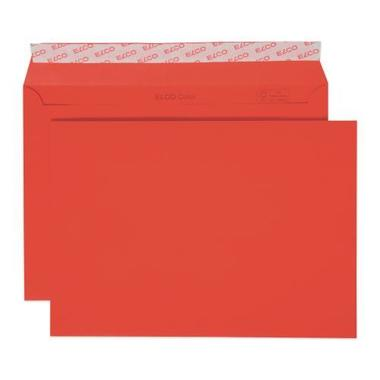 ELCO Envelope Color w / o window C5 24084.92 100g, red 250 pcs.