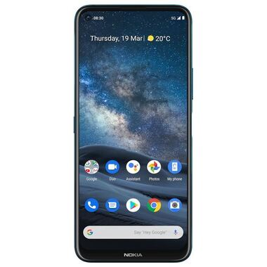 Nokia 8.3 5G (128GB, Polar night)